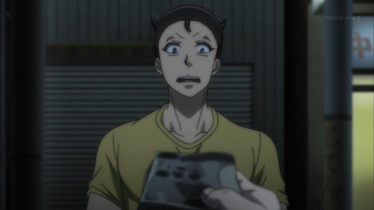 クソコラ素材フォルダに #allout_anime