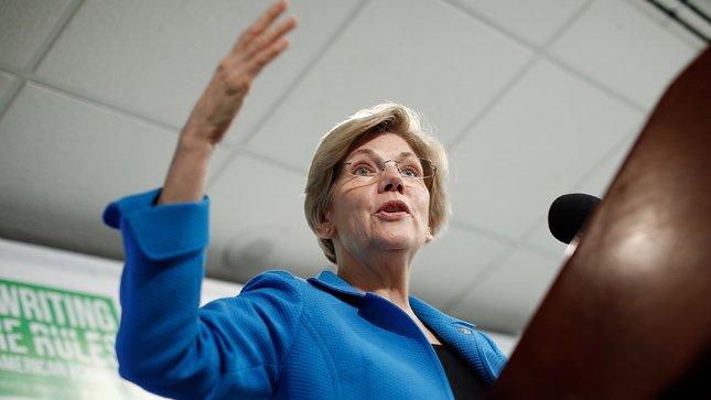 Warren burns Mnuchin over failure to disclose $100 million in assets