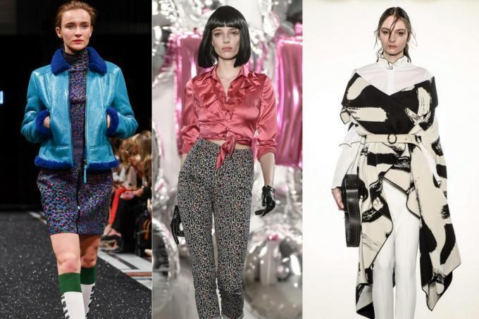 Sparkly, sporty with a touch of 80s glam in Berlin
