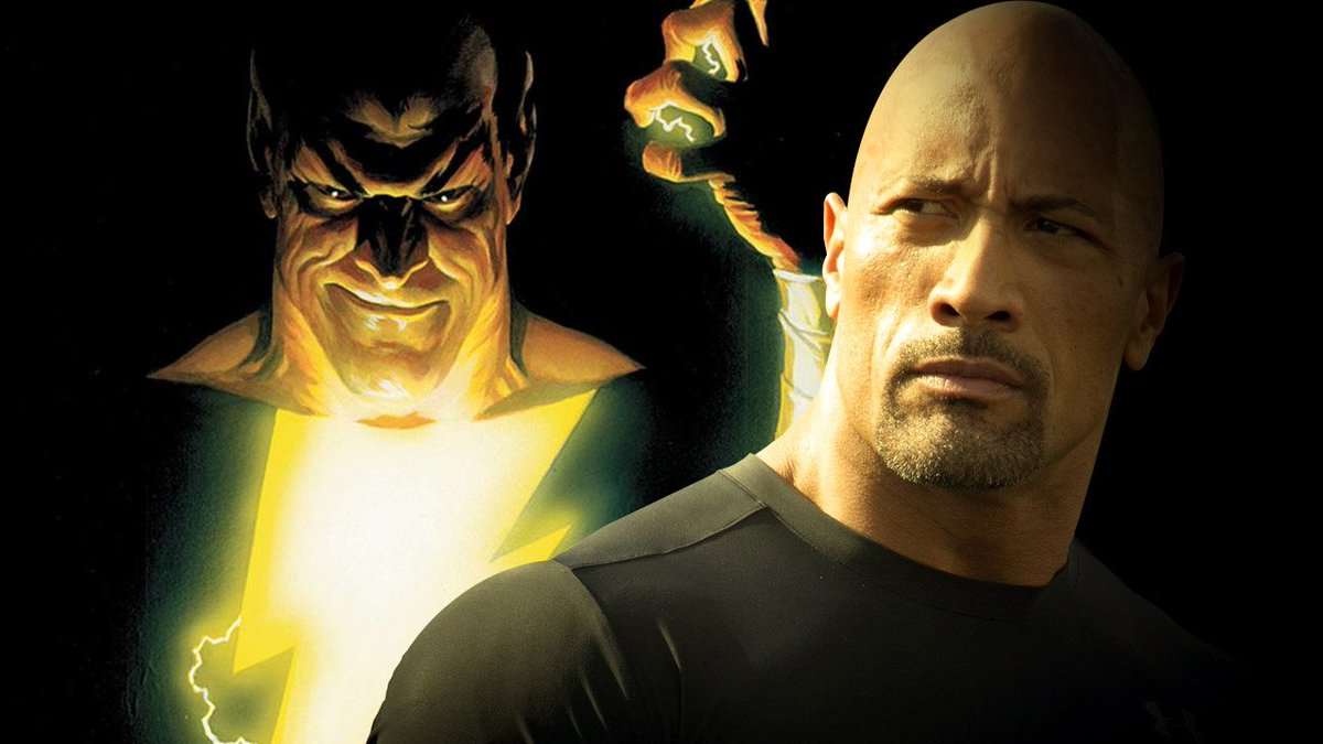 Looks like @TheRock's Black Adam will now get his own standalone film in the DC Universe.