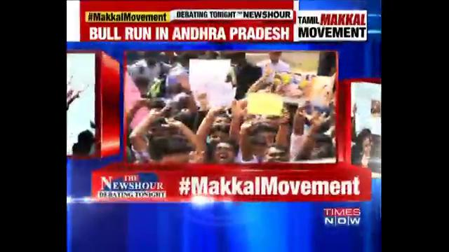 If you couldn't do anything world over, why is it that PETA is targeting Tamil Nadu?Khushboo, Actor #MakkalMovement