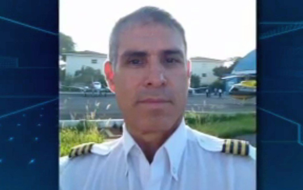 Piloto de avião com Teori deu palestra em SP sobre como voar em Paraty #G1
