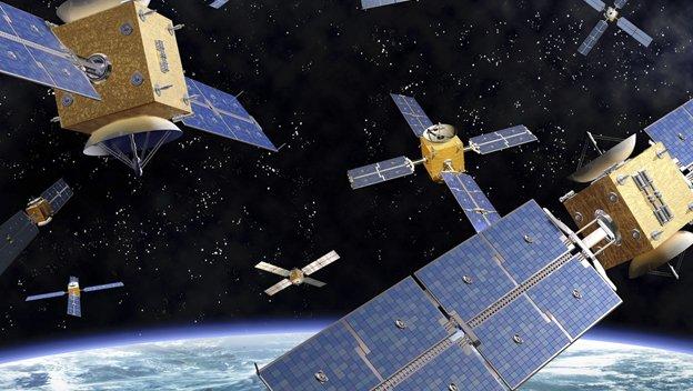 Google tiene un proyecto lanzar al espacio 1.000 satélites