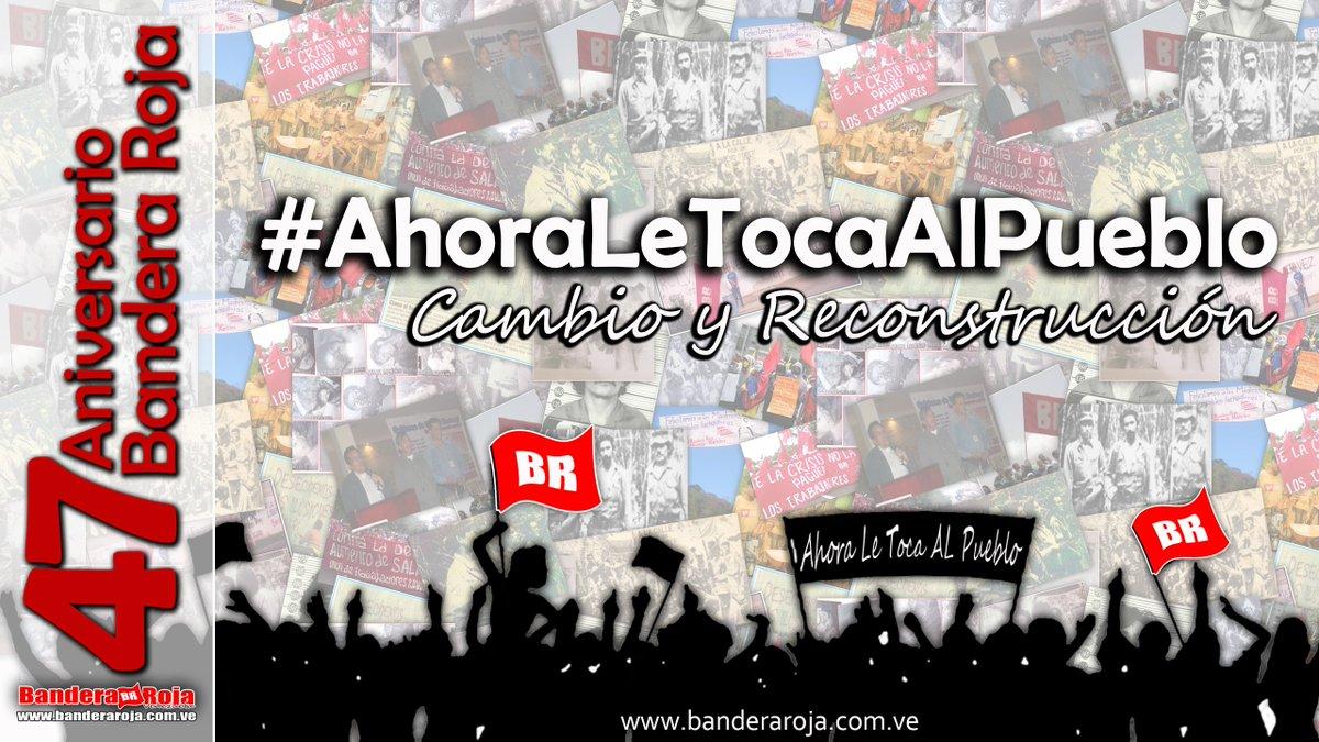 #AhoraLeTocaAlPueblo: Ahora Le Toca Al Pueblo