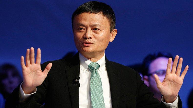 Personne ne «vole» votre travail, vous dépensez trop en guerres : le fondateur d'#Alibaba aux #USA https://t.co/dxFdoYXQN0