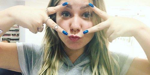 + lidas da semana: Tchau, loiro - Maria Cláudia, ex-BBB, está morena! https://t.co/CAqauGcvFY