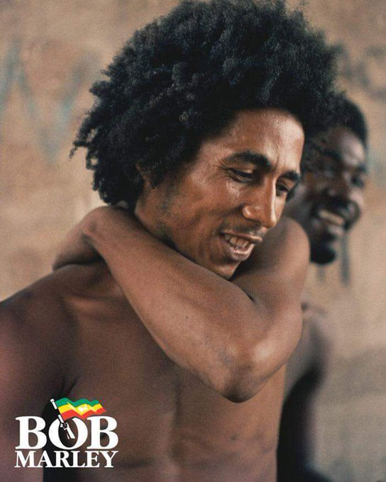 Bob Marley Happy birthday legend