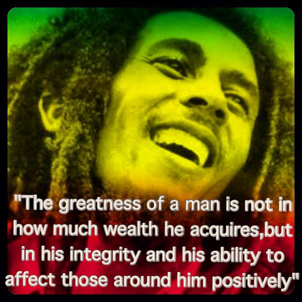 Happy Birthday to one of the World\s Greatest Bob Marley