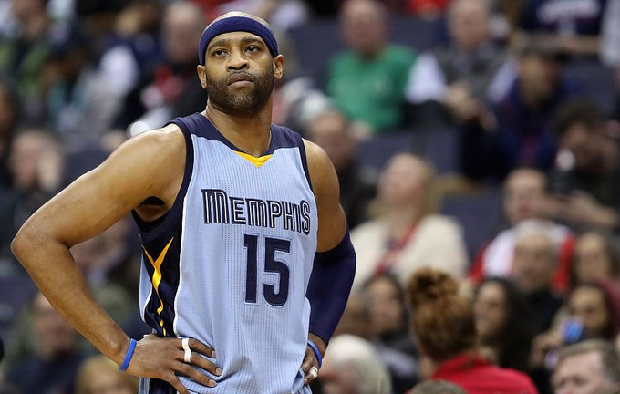 Happy Birthday Vince Carter, You 40-Year-Old NBA God