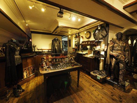 JAP工房直営店GUILD-UNITで『#絶狼<ZERO>』#衣装 を展示中!! 観覧無料、撮影自由!  #