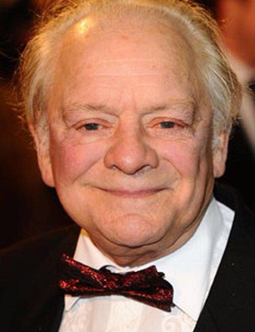 "\"" Happy 77th birthday Sir David Jason! legend - happy birthday you perlonker"