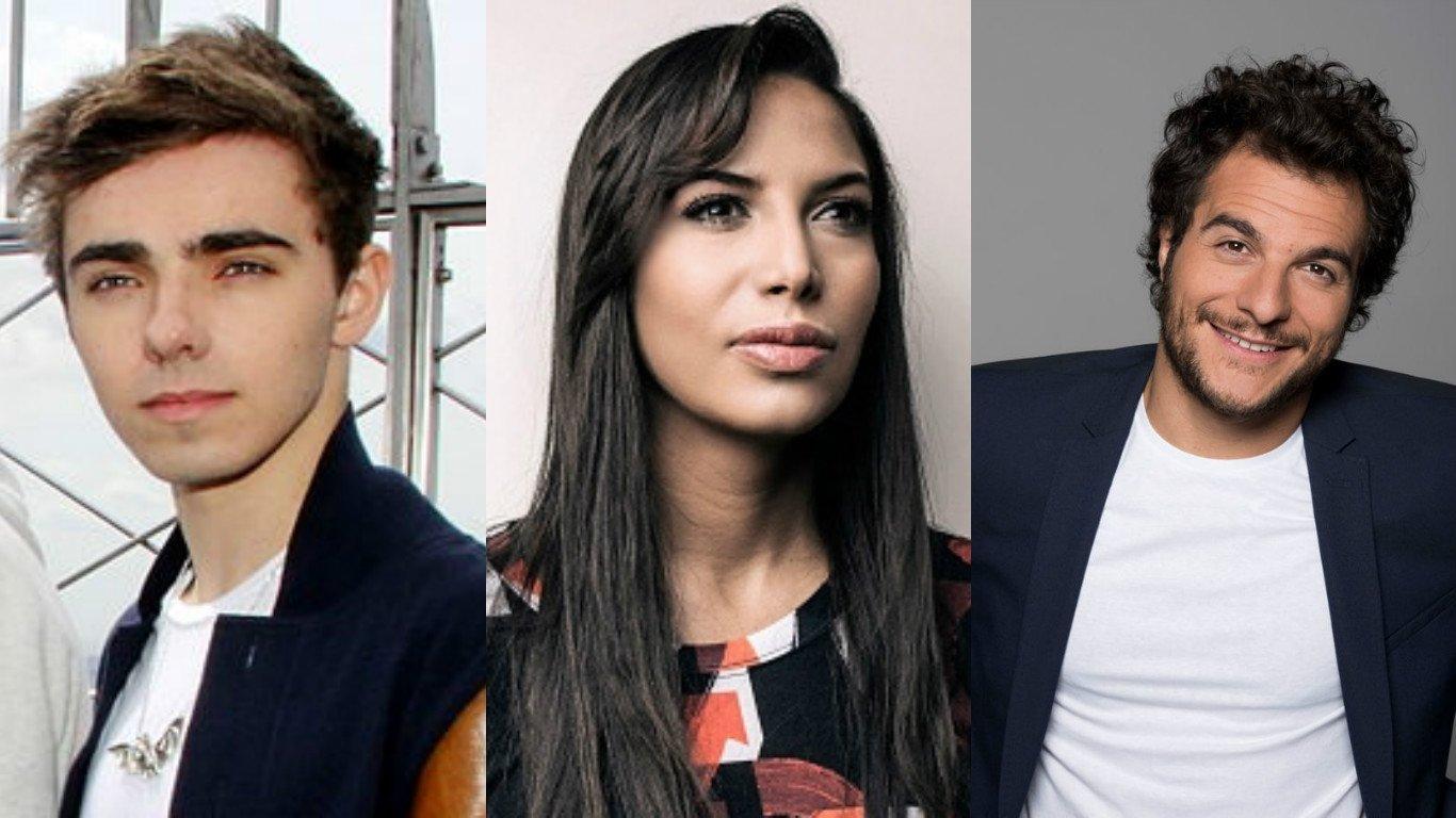 .@ZAHOOFFICIEL, #NathanSykes, @Amir_Off... La liste des chanteurs présents aux #MFA !  https://t.co/1bNZLKGgCo https://t.co/pCzF3ZRI2x
