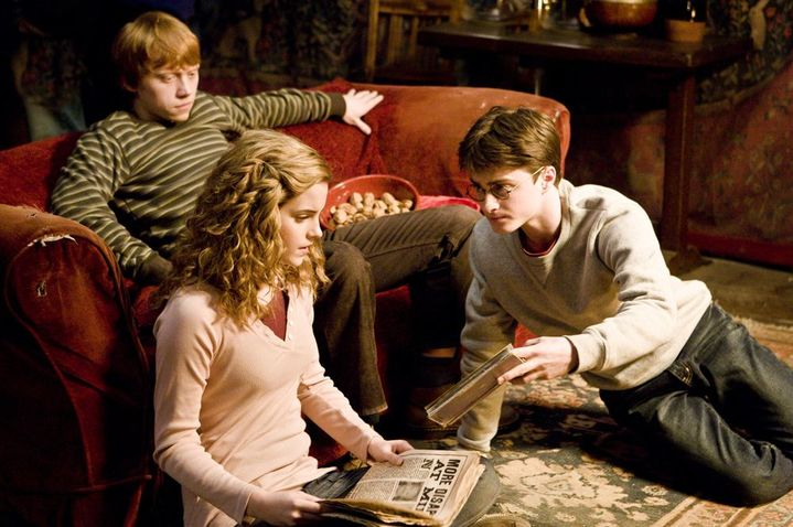 9 reasons you should read the Harry Potter books to your