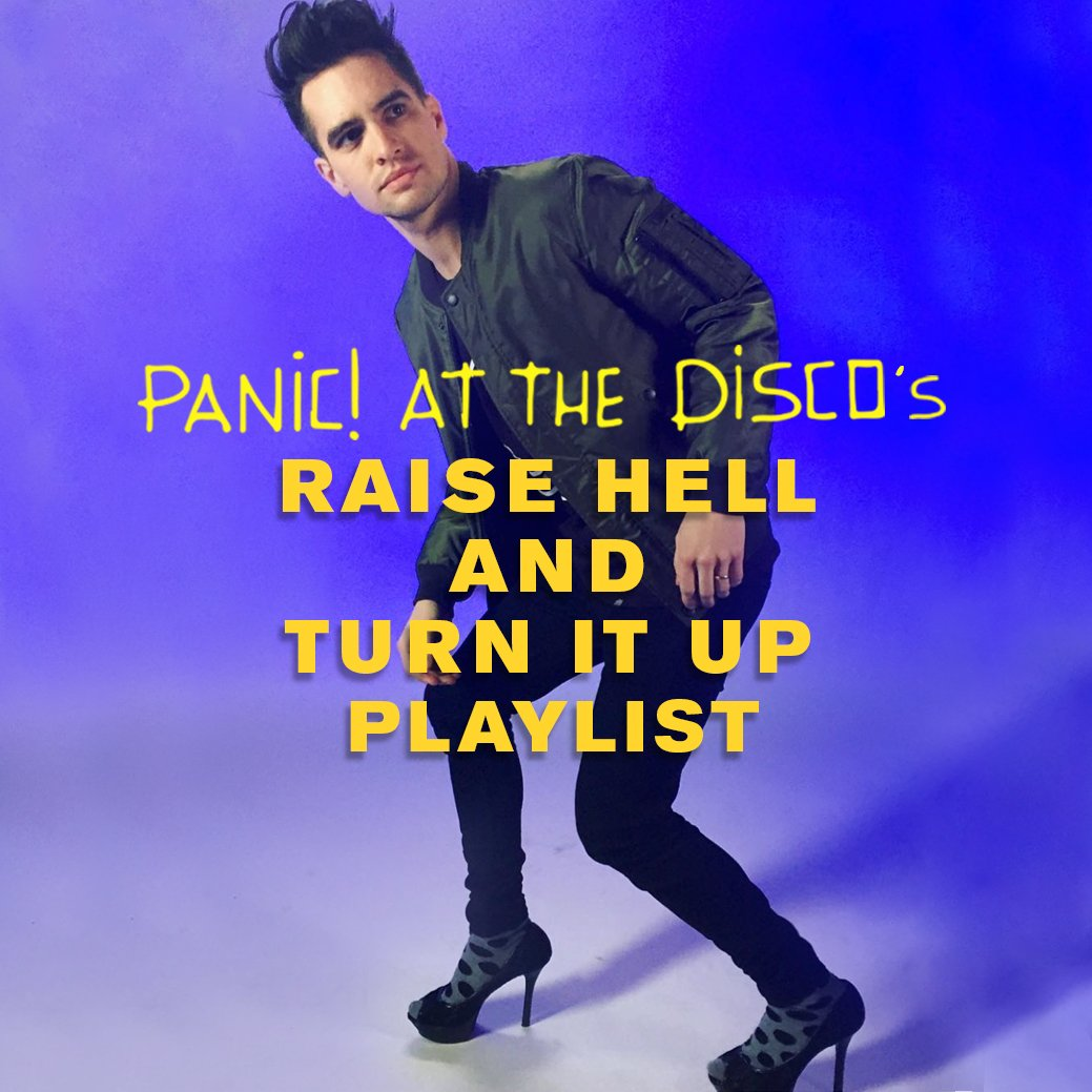 New month, new music on the Raise Hell And Turn It Up playlist on @Spotify! https://t.co/DL9wQ7QgqI https://t.co/cg7jkaVRBL