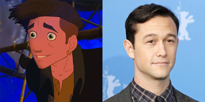 Happy birthday to Joseph Gordon-Levitt, the voice of Jim Hawkins in the vastly underrated TREASURE PLANET!