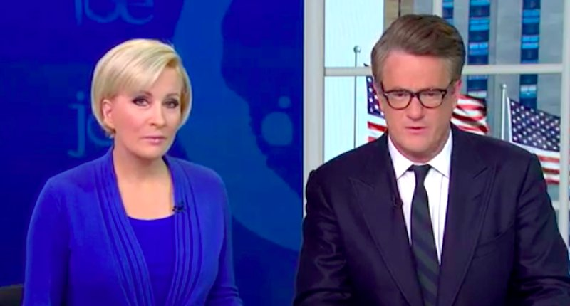 Morning Joe stunned by 'chaotic' Trump presser: 'Everybody's scared to death by what they saw' https://t.co/prPbOnVtkx