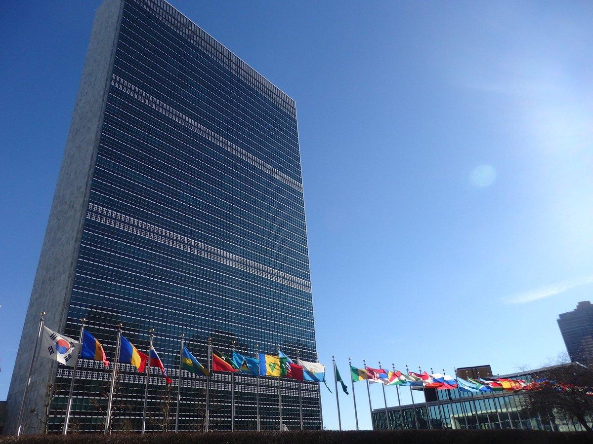 この作品が好きだから国連に行ってきた #クロムクロ
