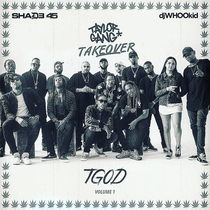 All day @TaylorGang takeover on @shade45 with @DJWhooKid #WhoolywoodShuffle #TGOD https://t.co/rYKigLjzYQ