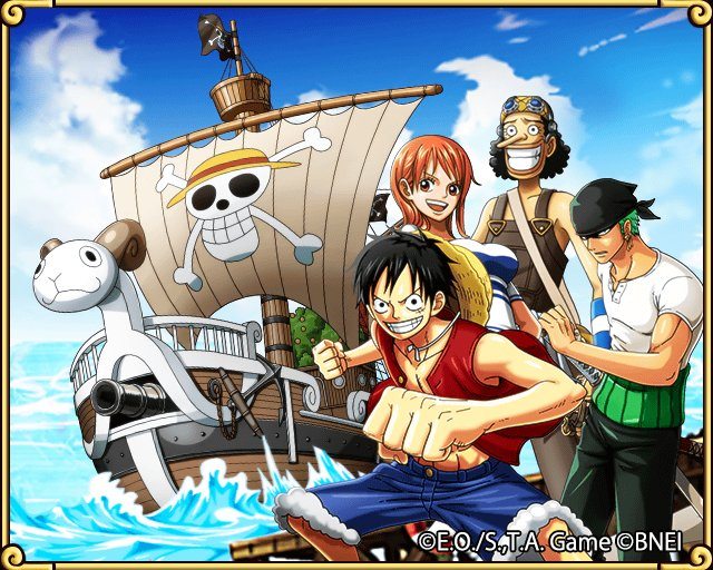 Found a Transponder Snail! Candid shots of the Straw Hats on their new ship! https://t.co/3lEHJNozBg #TreCru https://t.co/baTYsK3KcX