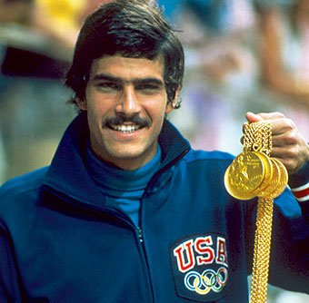 "Happy birthday Mark Spitz ""the Best\"""