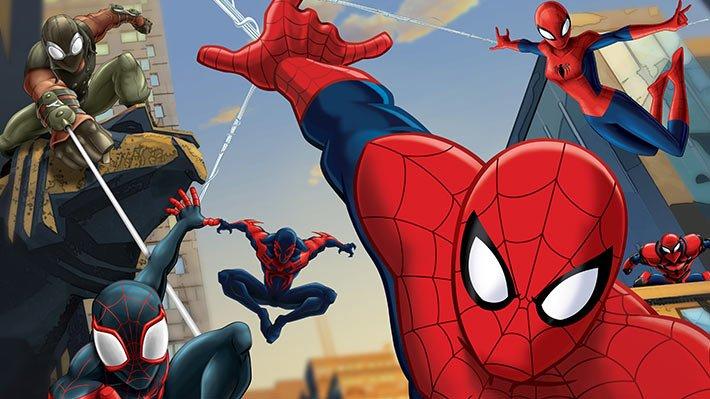 明日は土曜日といことで、日帰りの<1日中Dlifeどっぷりプラン💯>をご提案します♥朝は『アルティメット・スパイダーマン
