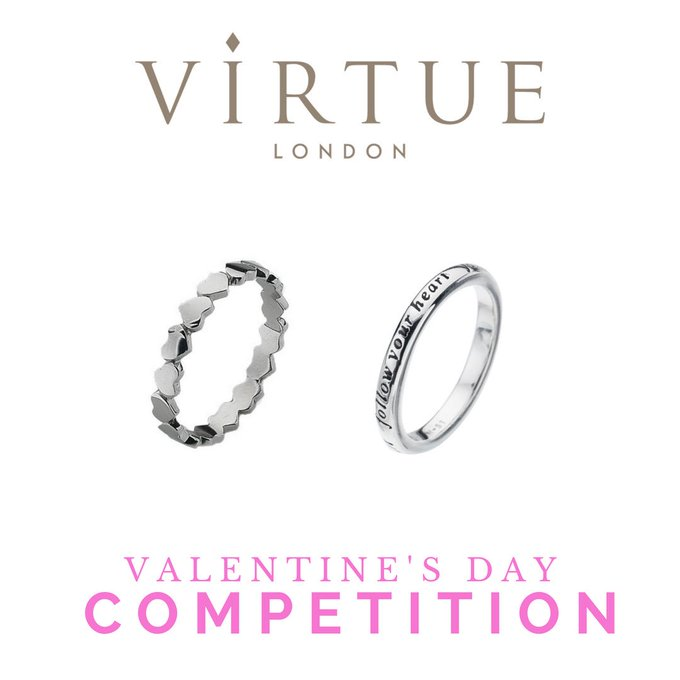 VirtueLondon so fab FreebieFriday Competition win