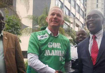 Former Gor Mahia FC coach Frank Nuttall joins Ghanaian Premier League side Hearts of Oak