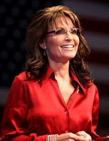 Today is Sarah Palin\s birthday! Happy 53rd birthday!