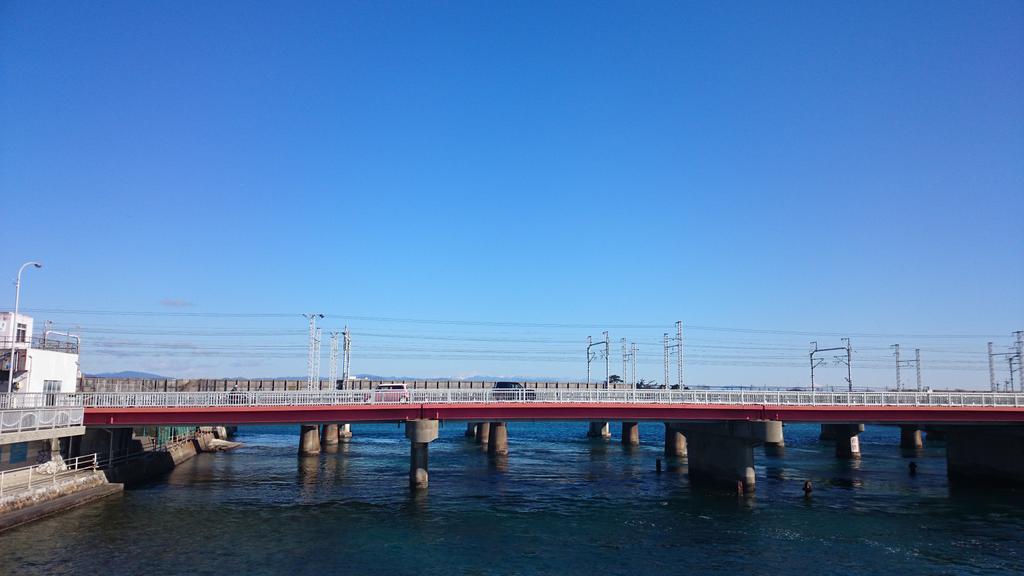 【ろこどる】シーン検証してきましたw11話、名古屋に向かう新幹線撮影地:東海道本線弁天島駅付近見たことある気がしたんだ