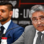 Amir Khan's bottom line takes £3m hit after his DAD goes £3m over budget on banquet hall project