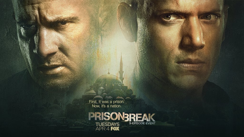 Watch Series Prison Break Online - Couchtuner