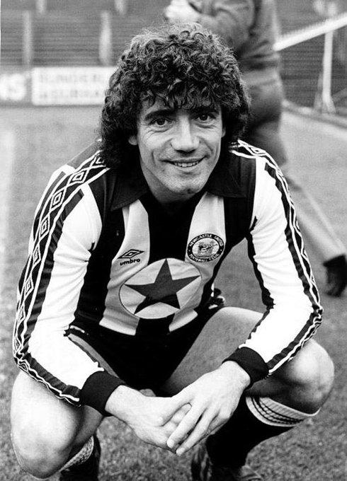 Happy Birthday to Kevin Keegan. Adopted Geordie and Newcastle United Legend.