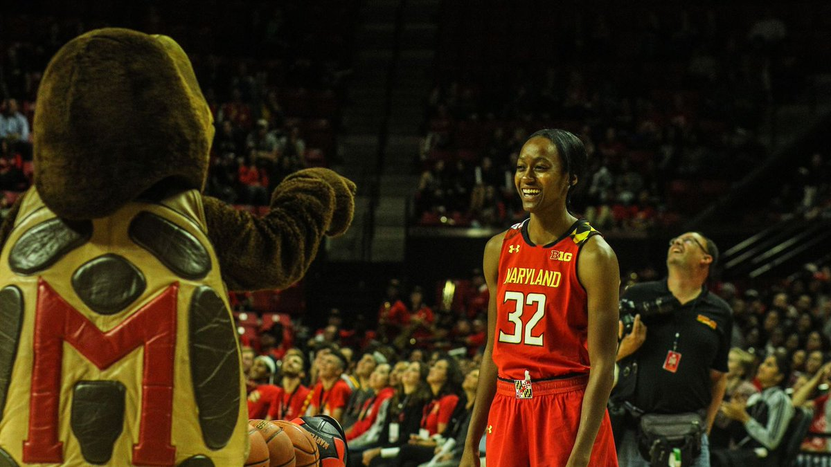 Maryland women's basketball moves to No. 2 in AP Poll for first time in 10 years