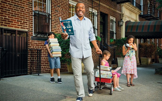 Happy Birthday, LeVar Burton! These Classic Reading Rainbow Clips Will Bring Back Memories