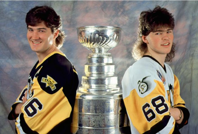 Happy 45th birthday Here\s some classic photos of the NHL\s active scoring leader