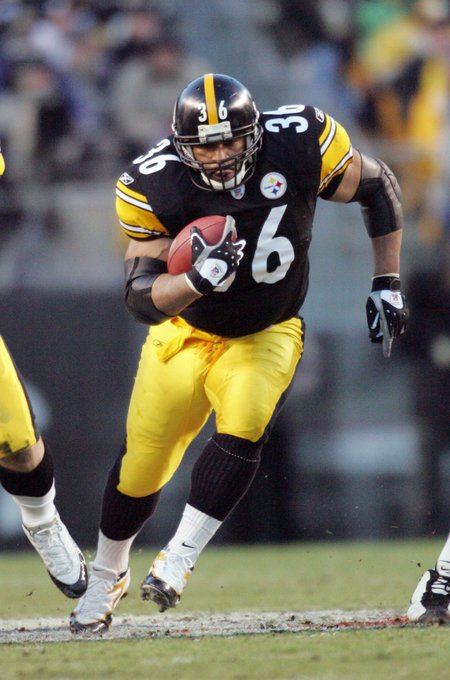 Happy Birthday to Jerome Bettis, who turns 45 today!