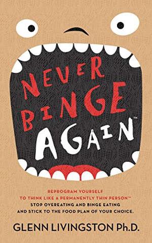 Free Book 'Never Binge Again' - free freebie freestuff latestfreestuff