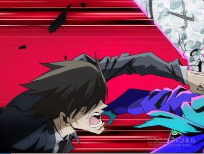#あなたにとって最高のアニメ第1話は忍殺フロムアニメイシヨン