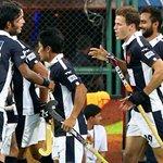Dabang Mumbai advance to HIL semifinals after closewin