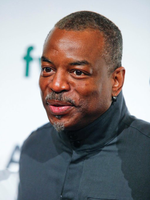Actor, presenter, director, and author LeVar Burton turns 60 today. Happy Birthday