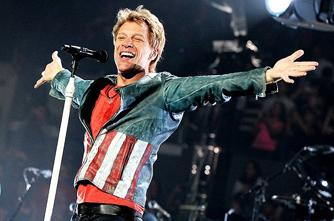 Happy Birthday Jon Bon Jovi