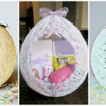 These Sugar-String Easter Baskets are the Most Adorable Spring Decorations