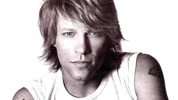 Jon Bon Jovi  Its just me HAPPY BIRTHDAY