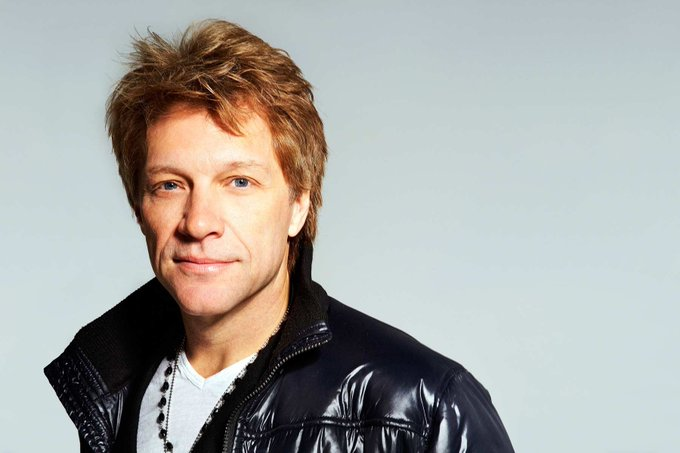 Jon Bon Jovi is 55 today, born 2 March 1962. Lead singer & founder member of Bon Jovi in 1983.  Happy Birthday Jon!