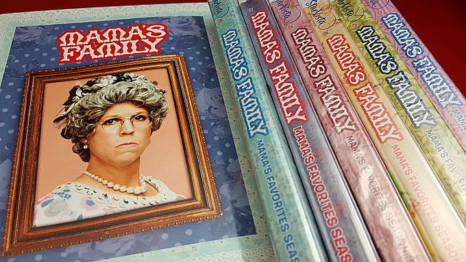 Giveaway – Mama's Family DVD Box Set – 5 Winners – Ends 3/22/17