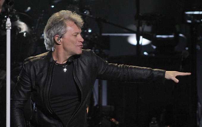 Blaze Of Glory  Happy Birthday Today 3/2 to Jon Bon Jovi.  Rock ON!
