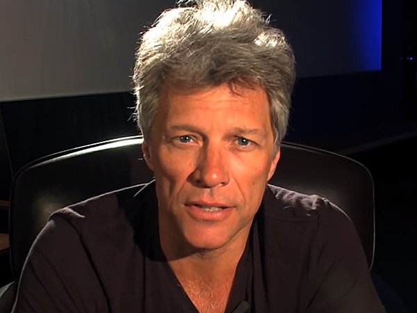 Btw... Happy Birthday Jon Bon Jovi. 55 years of music history.