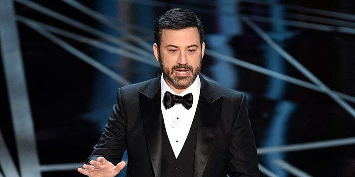 What Jimmy Kimmel had planned for the Oscars' closing bit — before