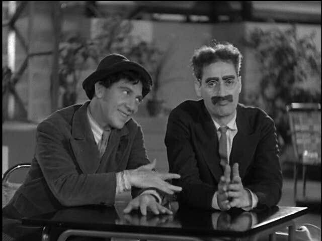 If you fall out of that window and break both your legs, don't come running to me. #GrouchoMarx #ChicoMarx https://t.co/PF81tT0JlV