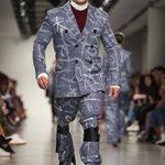 Disabled models make London Fashion Week debut